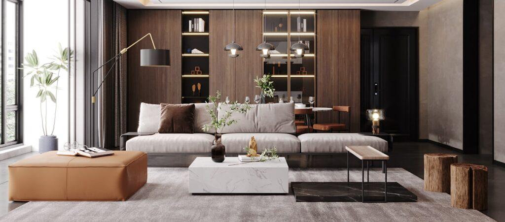 Bật mí cách phối màu nội thất cho không gian sống hoàn hảo