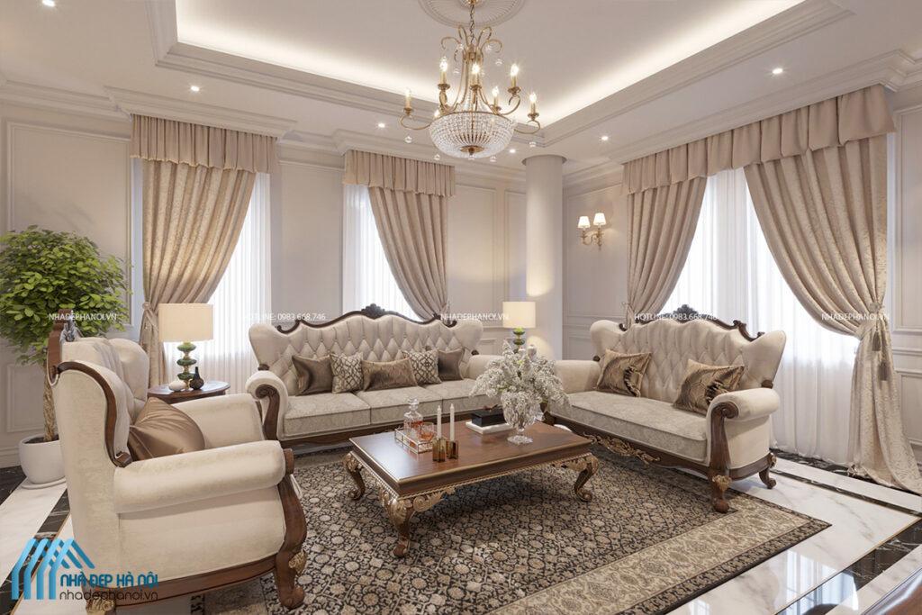 Các mẫu thiết kế phòng khách hiện đại sang trọng mà bạn nên biết?