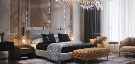 Thiết kế nội thất nhà ống tinh tế và độc đáo tại Văn Phú Hà Đông