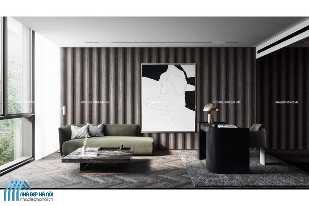 Nội thất phong cách Minimalism do chúng tôi thiết kế tại Hải Phòng