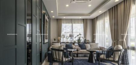 Nội thất nhà phố đã hoàn thành tại Sun Grand City – anh Hùng