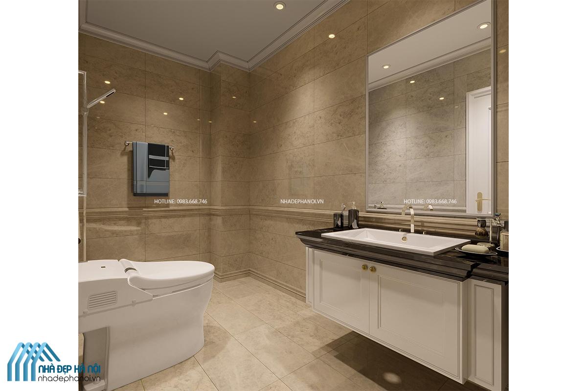 Thiết kế căn hộ Vinhomes Skylake Tân Cổ Điển sang trọng và nổi bật