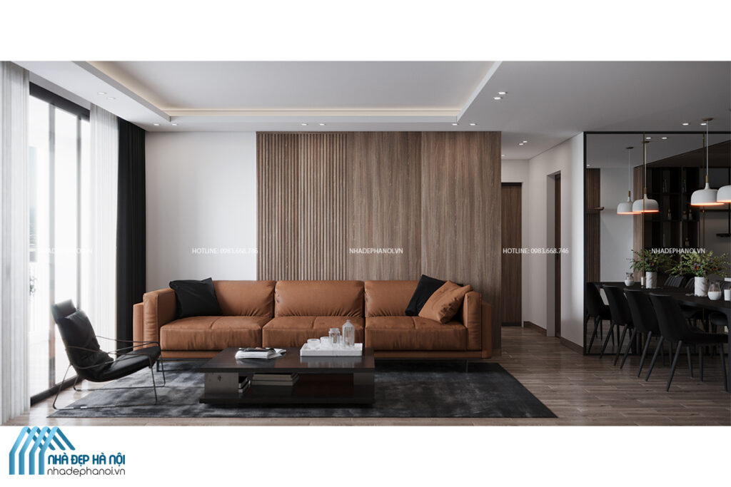 Tư vấn thiết kế nhà phố - điểm nhấn bằng đồ nội thất