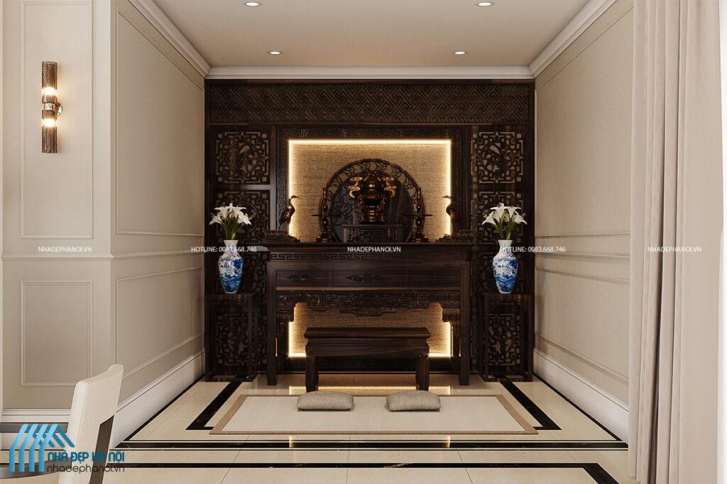 Thiết kế nội thất Penthouse Goldmark City mang đậm dấu ấn riêng.