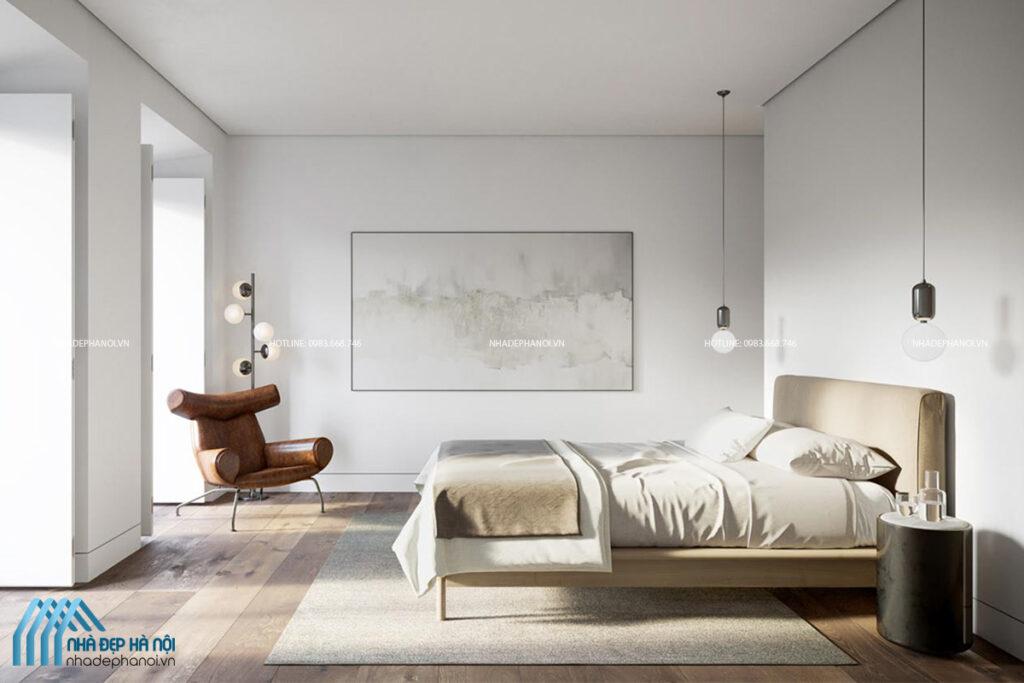 Thiết kế nội thất biệt thự hiện đại, năng động và trẻ trung