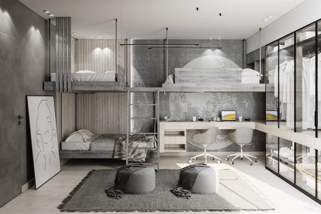 Kinh nghiệm decor phòng ngủ nhỏ siêu đẹp mà bạn nên tham khảo.