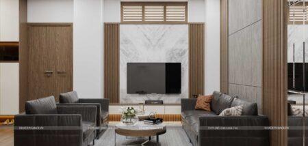 Căn hộ HH Linh Đàm với nội thất chung cư hiện đại – Nhà Đẹp Hà Nội.