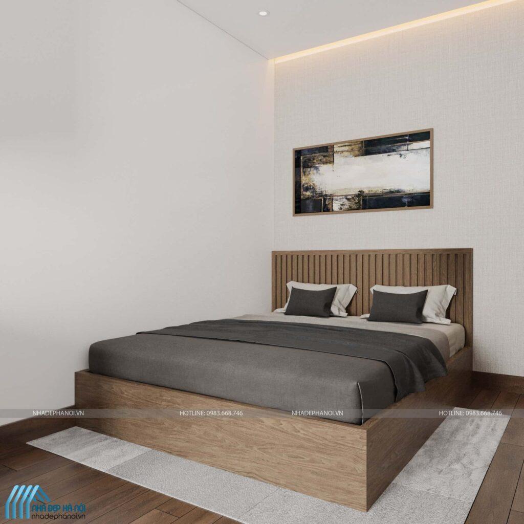 Căn hộ HH Linh Đàm với nội thất chung cư hiện đại