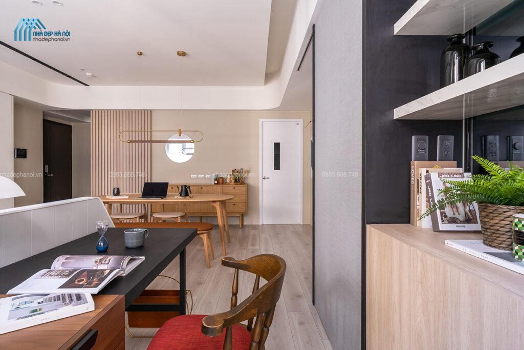 Thiết kế nội thất chung cư hiện đại cho Vinhomes Imperia