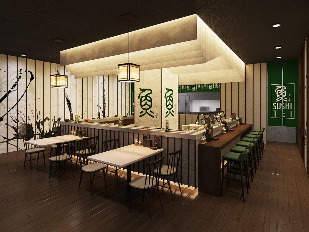 Các phong cách thiết kế nhà hàng đẹp được giới trẻ ưa chuộng.